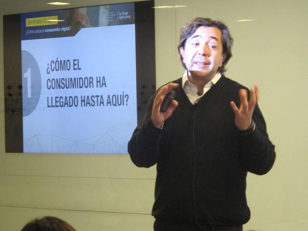 Seminario Gratuito ¿Cómo actúa el Consumidor Digital?