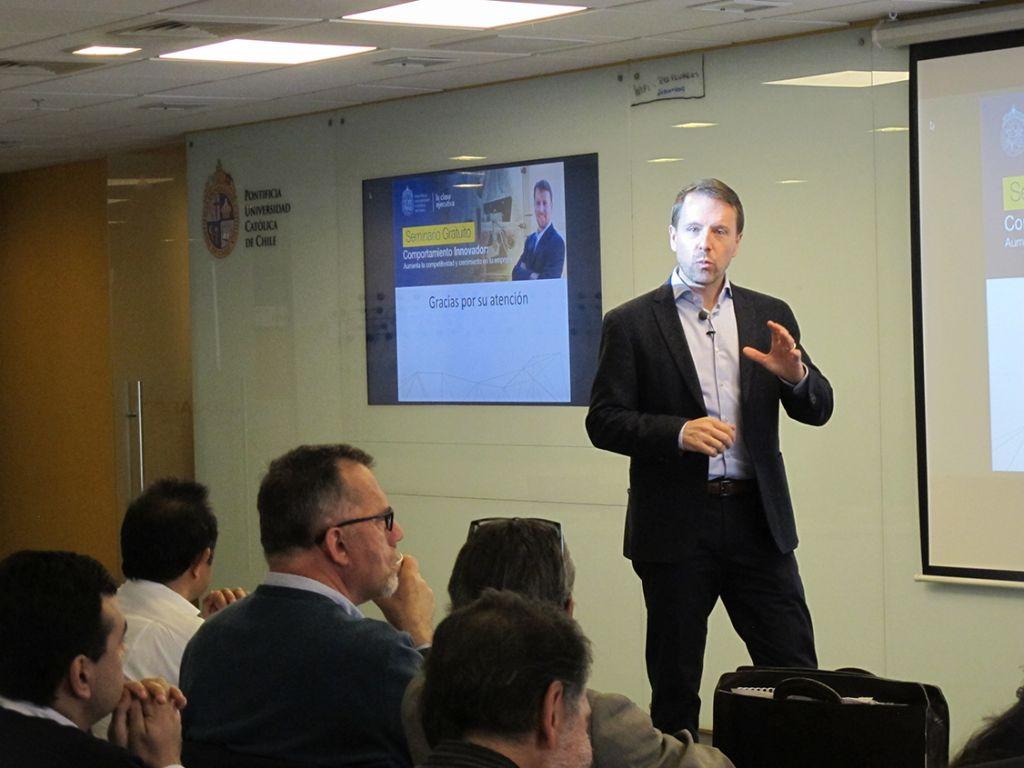 Seminario Gratuito: Comportamiento Innovador Aumenta la competitividad y crecimiento en tu empresa
