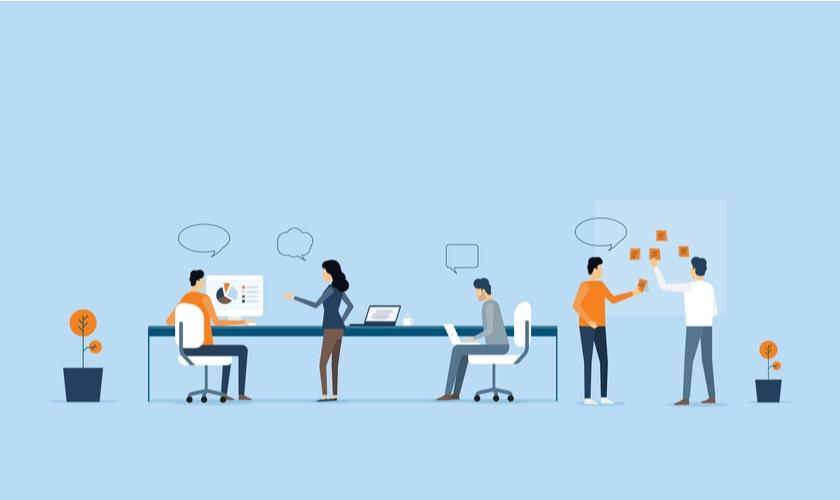 procesos de trabajo, curso equipos para enfrentar el crecimiento Clase Ejecutiva UC