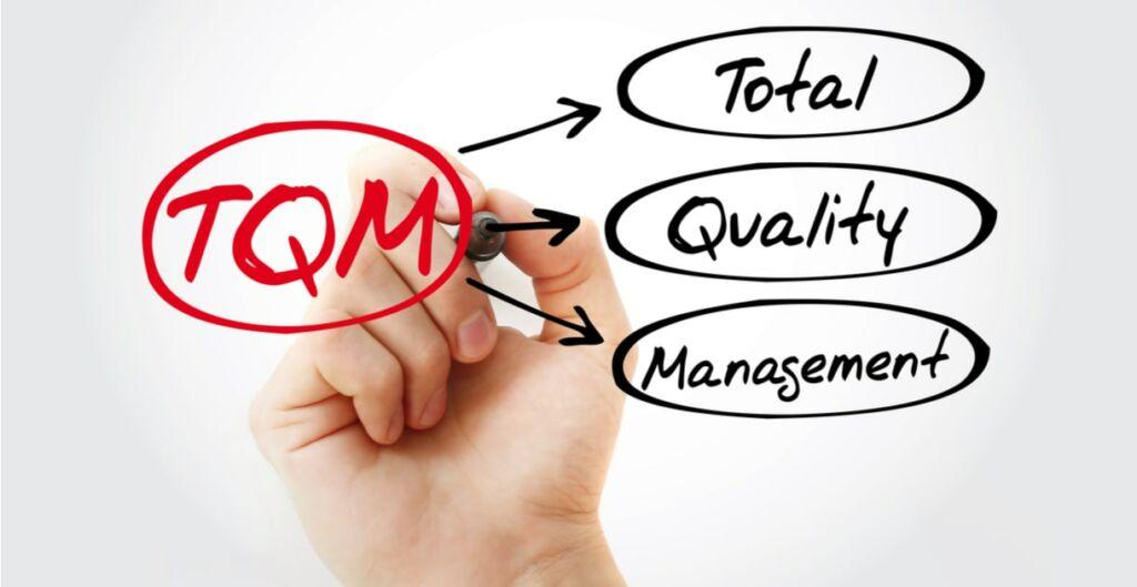 calidad total, TQM, gestion de la calidad total